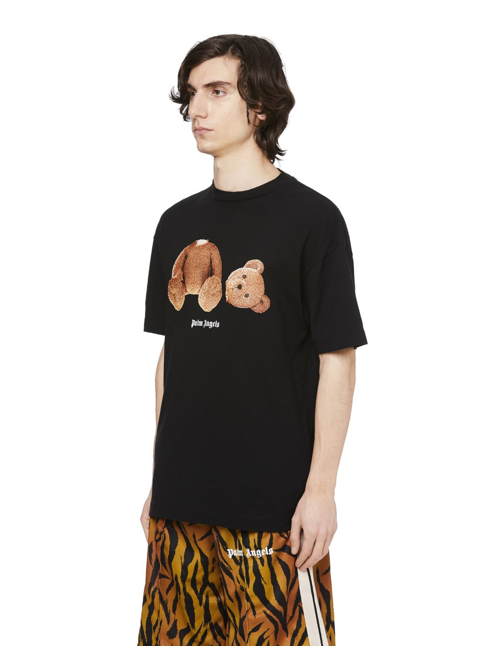Picture of Palm Angels | Printed T-Shirt