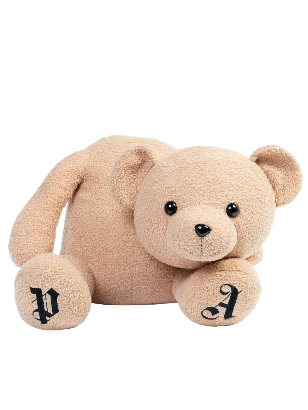 Picture of Palm Angels | Logo Emboired Teddy Bear