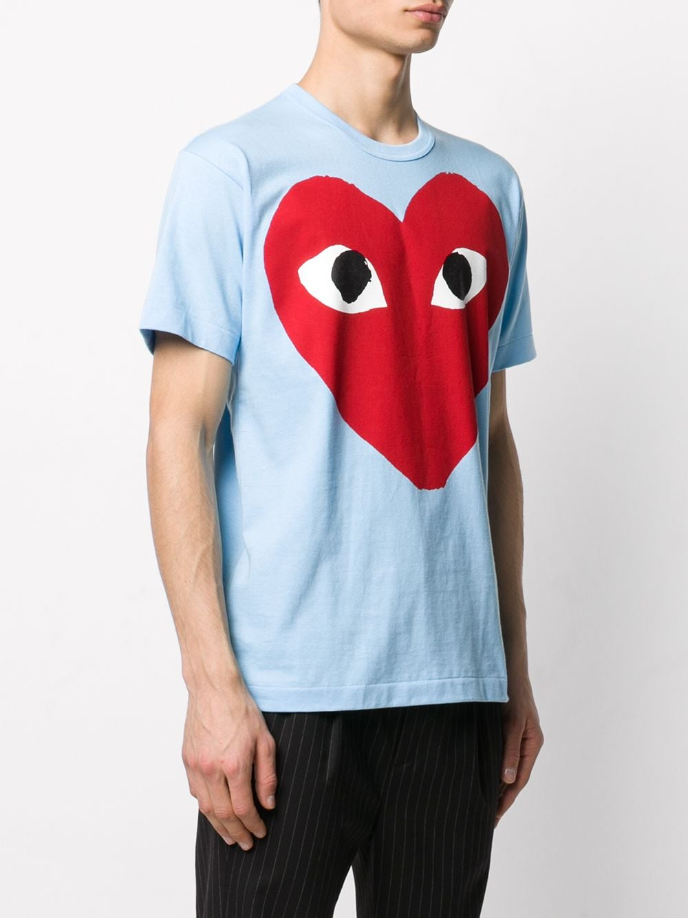 Picture of Comme Des Garcons Play | T-Shirts