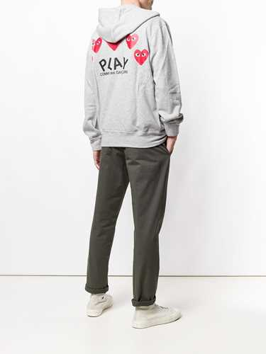 Picture of Comme Des Garcons Play | Hoodies