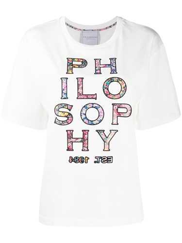 Picture of Philosophy Di Lorenzo Serafini | T-Shirts