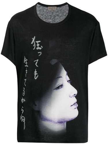 Picture of Yohji Yamamoto   T-Shirts