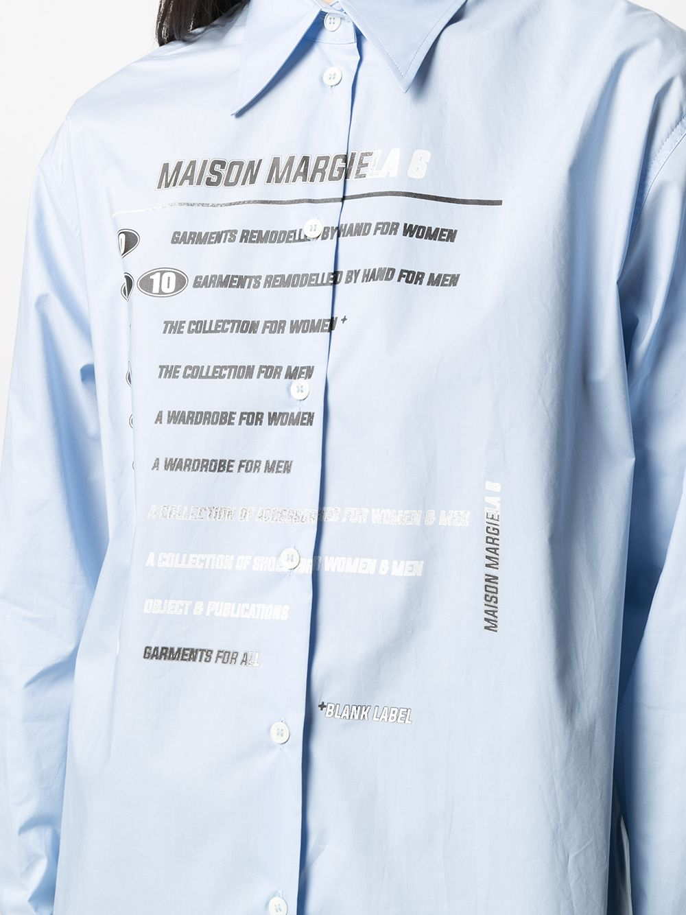 Picture of Mm6 Maison Margiela   Shirt
