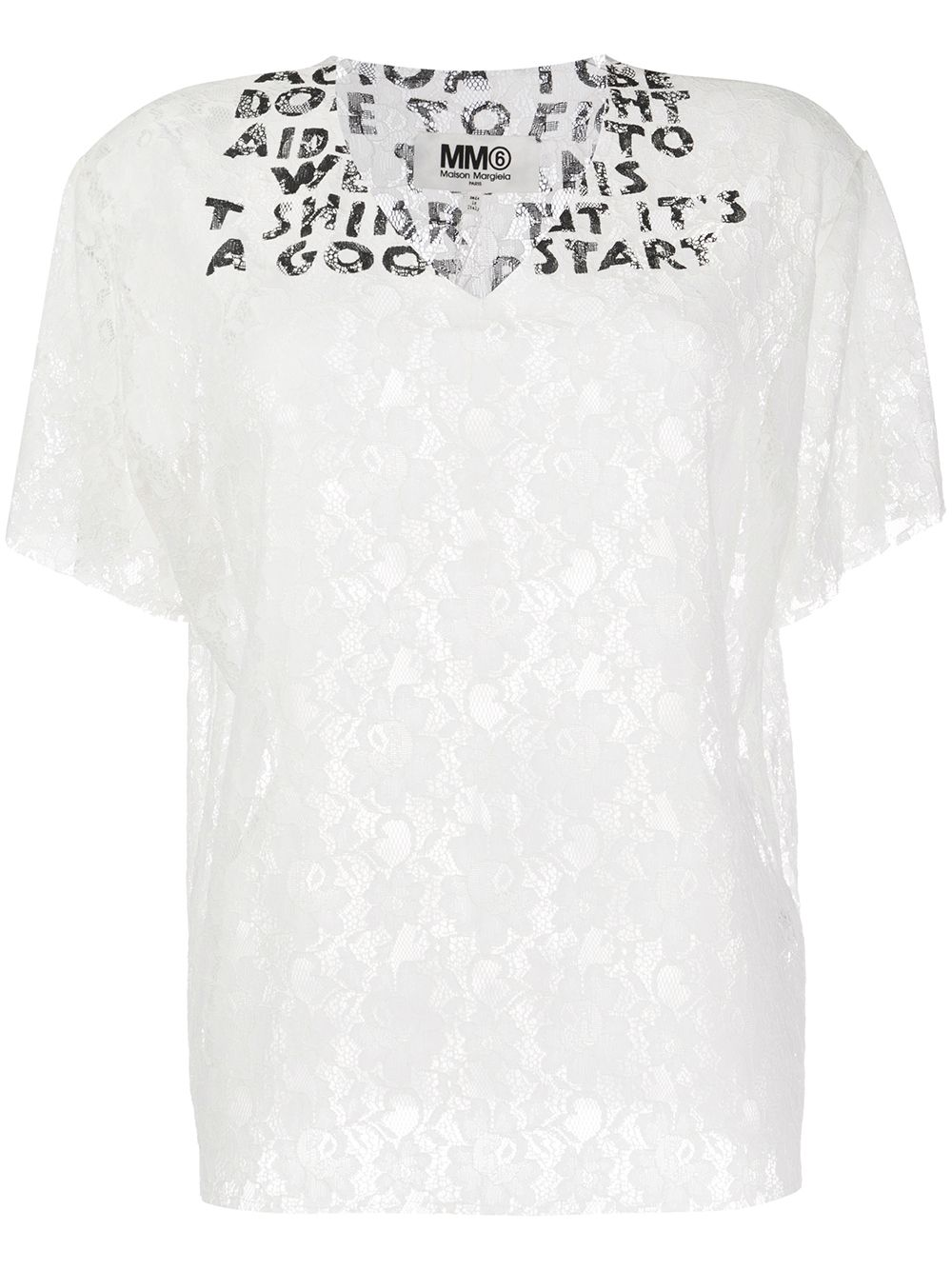 Picture of Mm6 Maison Margiela | T-Shirts