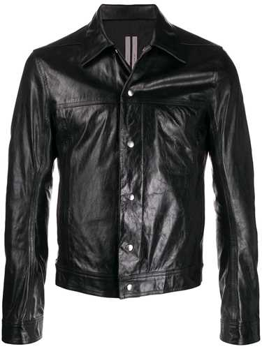 Picture of Rick Owens | Leather Jackets