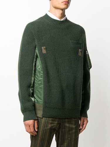Picture of Sacai | Sweaters